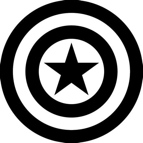 captain america shield coloring page captain america shield coloring page 4107