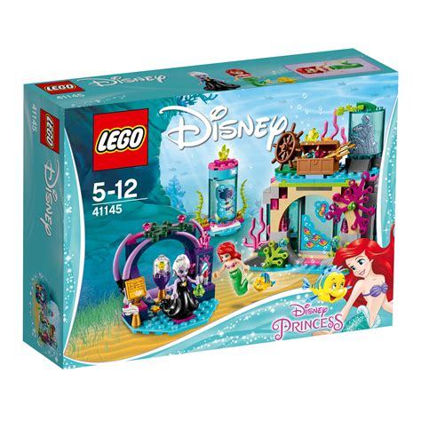 Lego Sy 948 Ariel And The Magical Spell Lego Disney Princess Ariel 41145 lego disney princess ariel and the magical spell 222 pieces age 5 12 years ebay