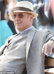 james spader sunglasses john callanan hats the blacklist fedoras