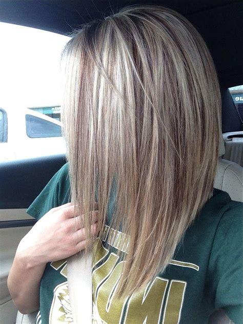 Medium Length Hairstyles 2017 With Angled by Angled Bob Medium Length Www Pixshark Images