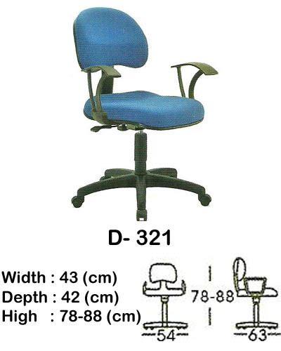 Kursi Staff Harga jual kursi staff indachi d 321 harga murah