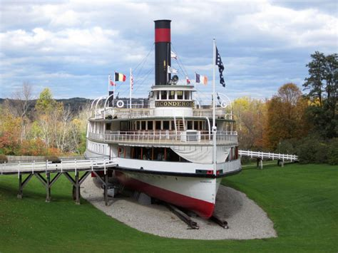 boat parts vt the 18 historical landmarks in vermont