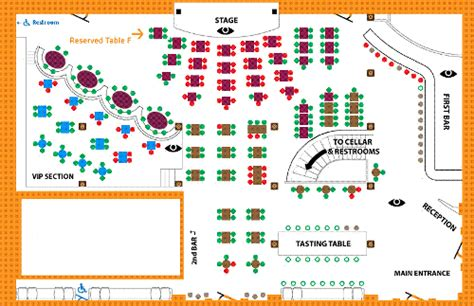 city winery seating chart dave city winery new york tickets july 07 2013 at