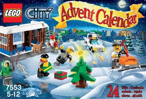 Calendrier De L Avent Lego City 2014 City Wiki Lego