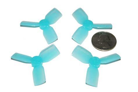 Dijamin Hqprop Durable Prop 1 9x3x3 Light Blue 2cw 2ccw Pc hq prop direct mount 3 blades propeller 1 9 t1 9x3x3 bullnose light blue 2x cw 2x ccw hq prop