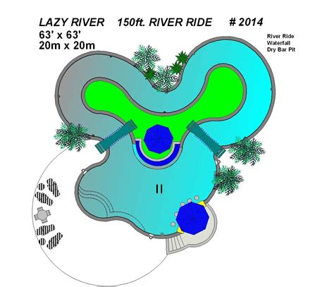 Build Your Own Floor Plans 2014 Lazy River Pool