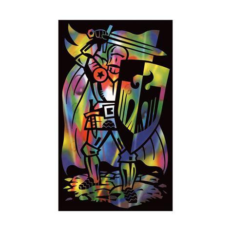 Ritter Mini ritter mini kratzbild regenbogen 3 99