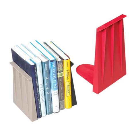 Plastic Book Shelf by Brodart Large Size Plastic Book Support With Plain Base