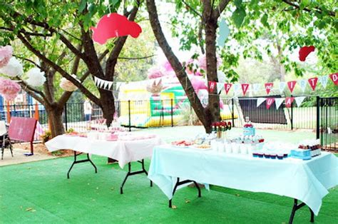 party themes outdoor kids outdoor party decorations www pixshark com images