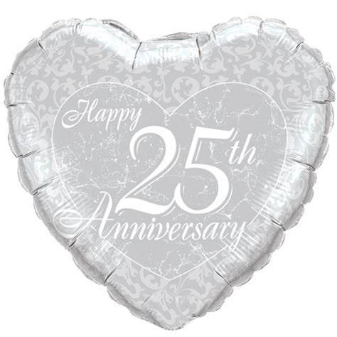 18 happy 25th anniversary heart foil balloon 6474 p.png