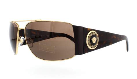versace sunglasses ve2163 100273 gold 63mm ebay