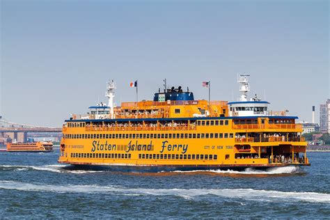 ferry to ny boat show a ride on the staten island ferry youtube