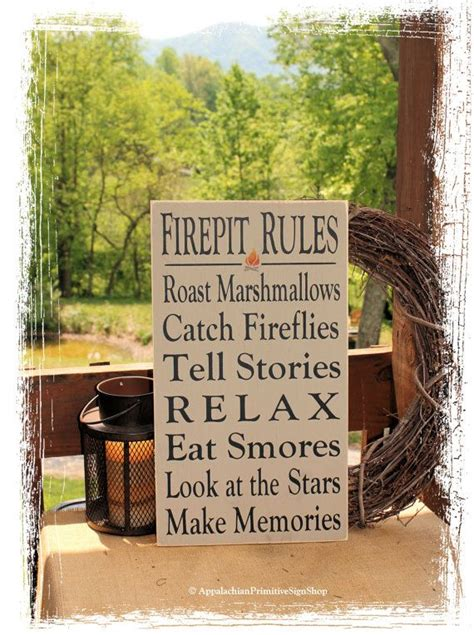 pin  karen lindgren  firepit summer decor diy wood