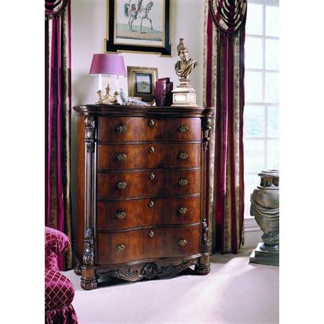 pulaski edwardian bedroom pulaski edwardian five drawer chest 242124 h1pulaski