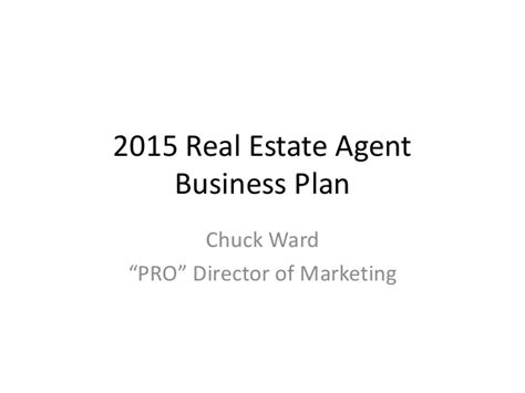 sample business plan for property development business plan samples