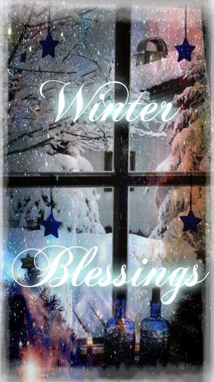 winter blessings pictures   images  facebook tumblr pinterest  twitter