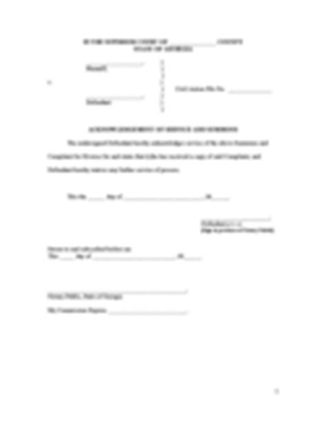 Divorce Acknowledgement Letter Divorce Forms 266 Free Templates In Pdf Word Excel