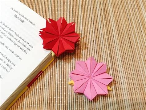 how to fold a corner bookmark origami doovi