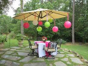 backyard graduation decorating ideas marceladick
