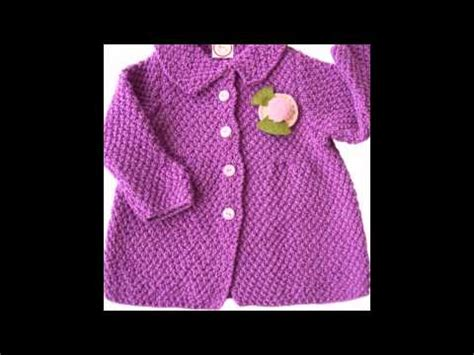 chambritas tejidas a dso agujas con canesu redondo paso a paso c 243 mo tejer chaqueta de lana para ni 241 a 2 de 2 partes