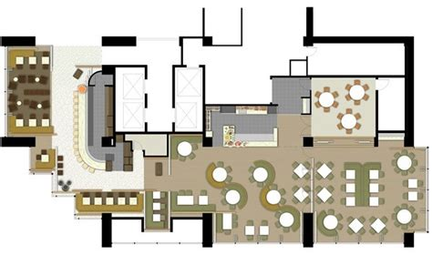 resturant floor plan foundation dezin decor restaurants plan layouts