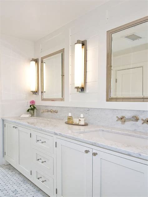 Bathroom Wall Cabinets Restoration Hardware Bathrooms Restoration Hardware Chandler Sconce