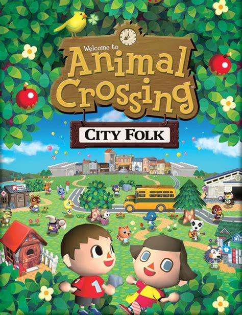 Animal Crossing City Folk Genie L by Animal Crossing City Folk Characters Bomb