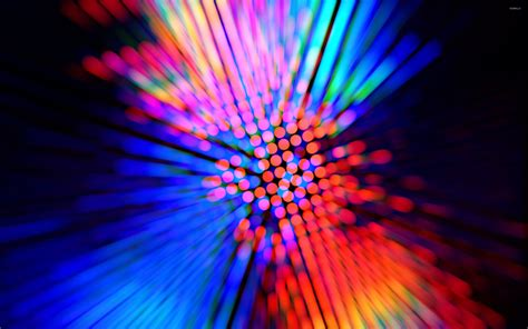 Blurry Lights 4 Wallpaper Abstract Wallpapers 24747 Blurry Lights