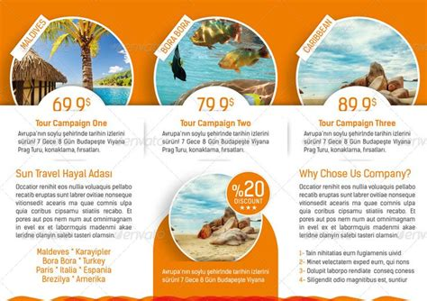 tour brochure template tri fold brochure template travel agency trifold tours