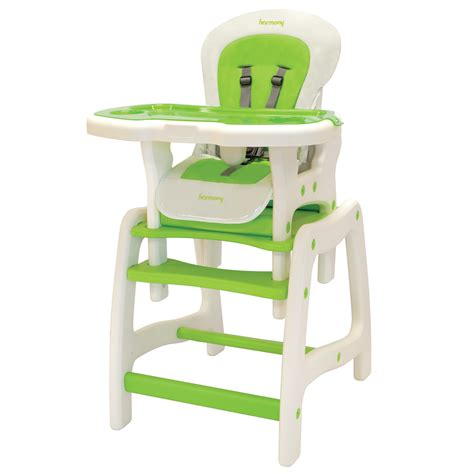 harmony eat play 4 in 1 combination high chair activity