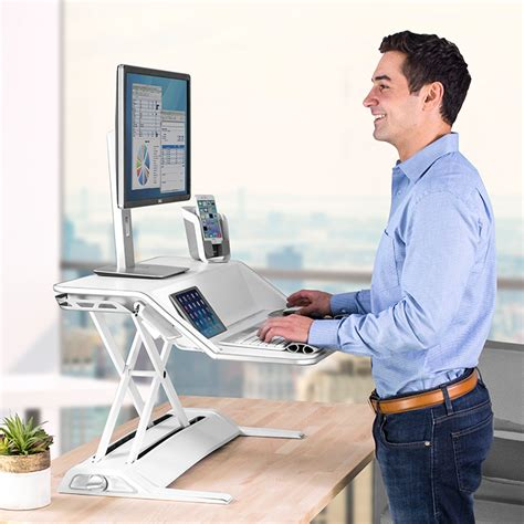 Standing Desk Research by Sit Stand Solutions Fellowes 174