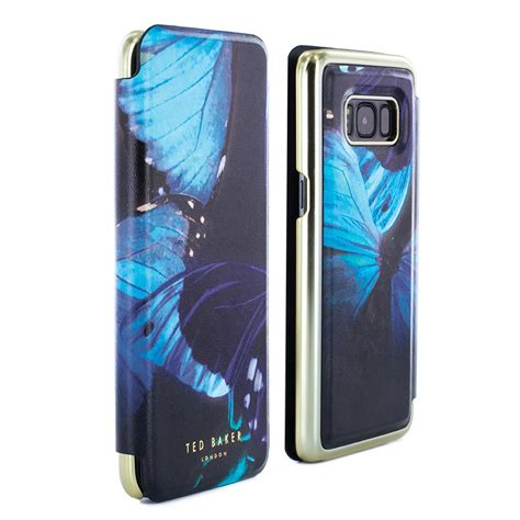 ted baker aw cendra mirror folio case  samsung galaxy  butterfly collective proporta