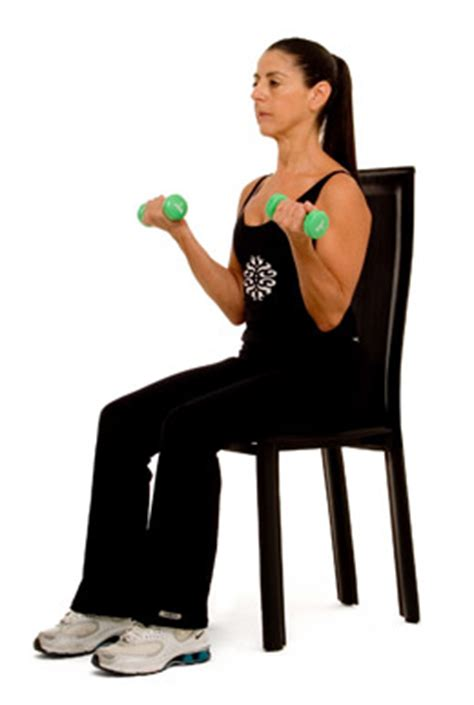 Armchair Exercises by Iposture Posture For Armchair Exercises