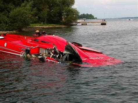 cigarette boat my way accident poker run au mille iles le weekend pass 233 e