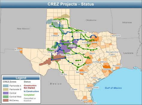 texas transmission lines map upgrades to texas transmission lines slashes wind curtailment