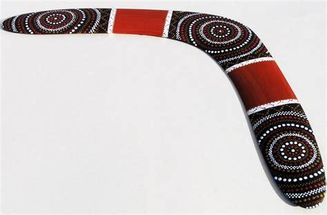 painting boomerang australian boomerang boomerangsshop