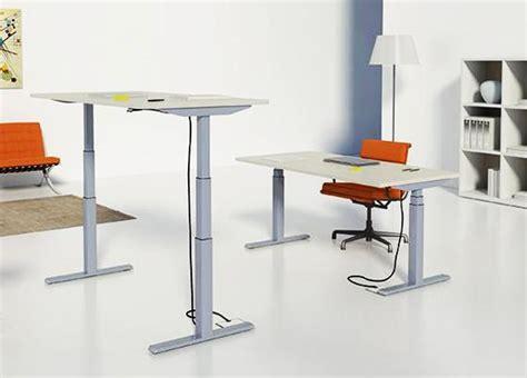 scrivania regolabile in altezza scrivanie ad altezza regolabile