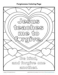 coloring pages jesus saves jesus teaches me to forgive coloring page lord jesus