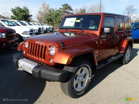 copperhead pearlcoat jeep wrangler 2014 copperhead pearl jeep wrangler unlimited the html