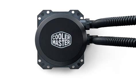 cooler master masterliquid lite 120 tdp masterliquid lite 240 cooler master
