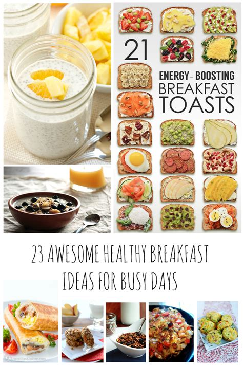 healthy fats breakfast 21 awesome busting healthy breakfast recipes