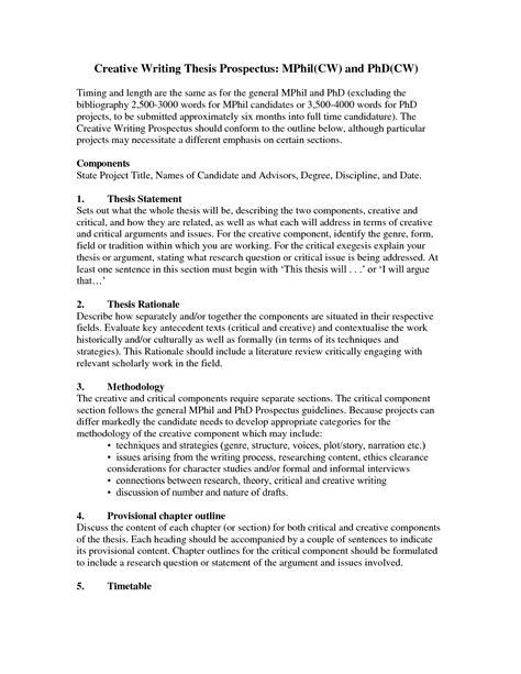 prospectus dissertation colorful research prospectus template component