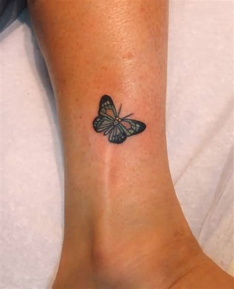 outstanding small butterfly tattoo design photos and
