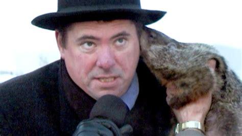 groundhog day jimmy jimmy the groundhog bites ear of wisconsin mayor ctv news