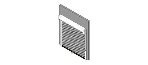 The Overhead Door Corporation Overhead Door Corporation Coiling Doors And Grilles Bim Objects Families