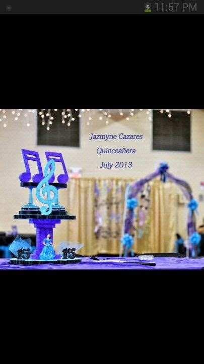 music theme quinceanera 83 best images about quinceanera on pinterest music