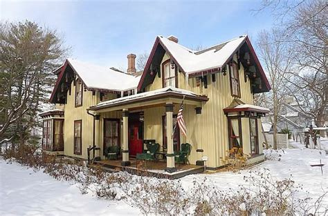 houses for sale hudson wi hudson wisconsin victorian cottage circa old houses old houses for sale and
