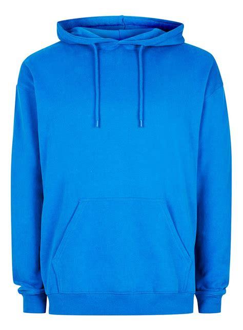 Jaket Hoodies Juventus Blue bright blue oversized hoodie hoodies sweatshirts clothing topman usa