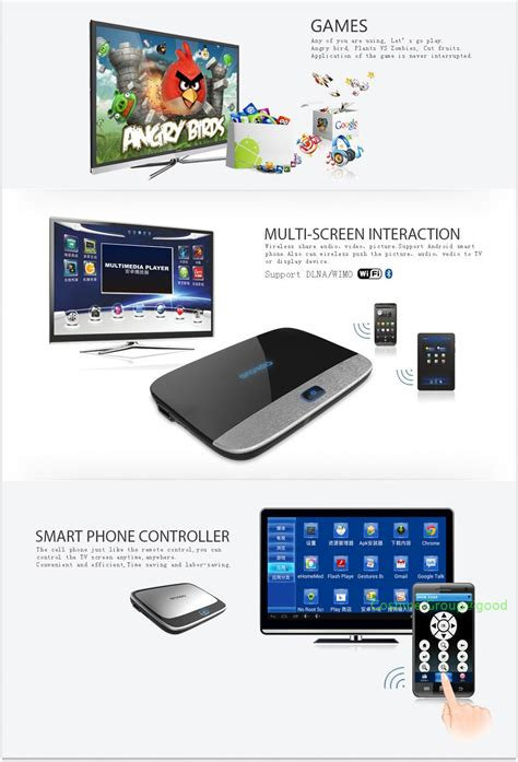 Tv Led Android Terbaru jual android tv box quadcore ram 2gb android jellybean