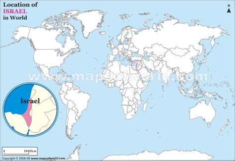 where is jerusalem located on the world map buy israel location wall map